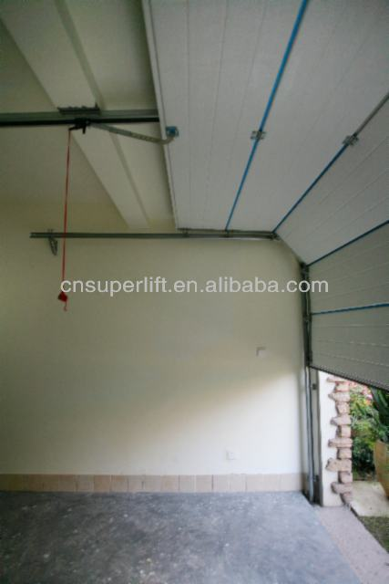 Automatic Sectional Garage Door With Remote Control