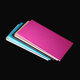 Super slim high capacity 10000mah power bank, OEM Custom battery charger for smart phone