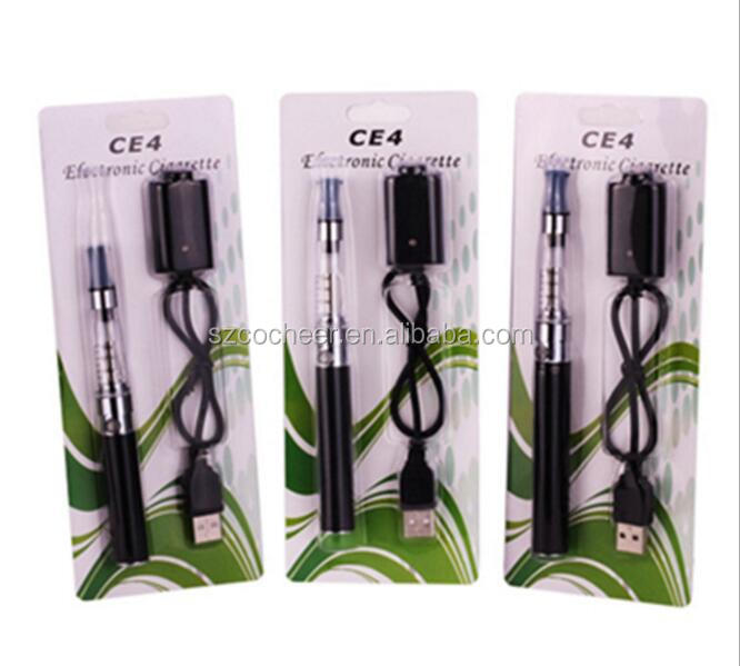blister pack 650mah/900mah/1100mah ego ce4 kit