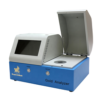 XRF Gold Testing Machine, X Ray Gold Analyzer for Gold / Silver / Platinum / Palladium Jewelry Testing