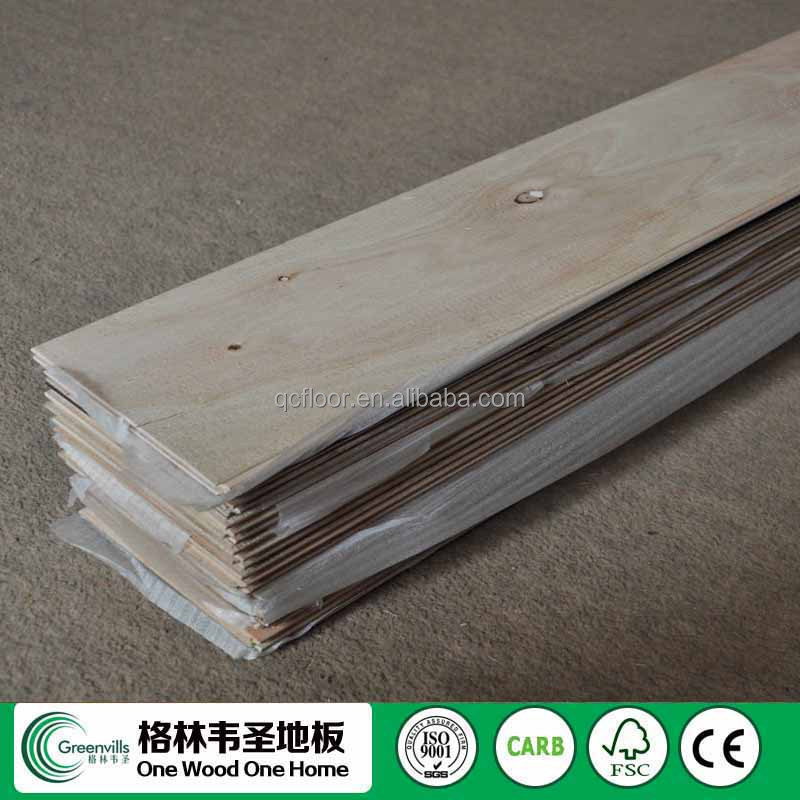 Best selling white oak grey stained engineered wood flooring