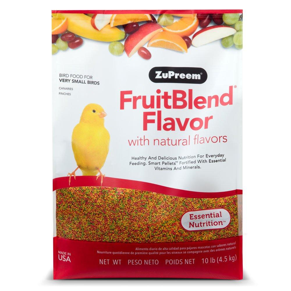 Extra Small Fruit Blend Bird Diet