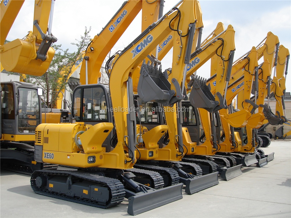 Beat Quality Oreimac XE55D Cheap Excavator for Sale in Cambodia