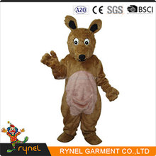 PGMC0462 Animal Costumes Wholesale Brown Bear Mascot Costumes For Male