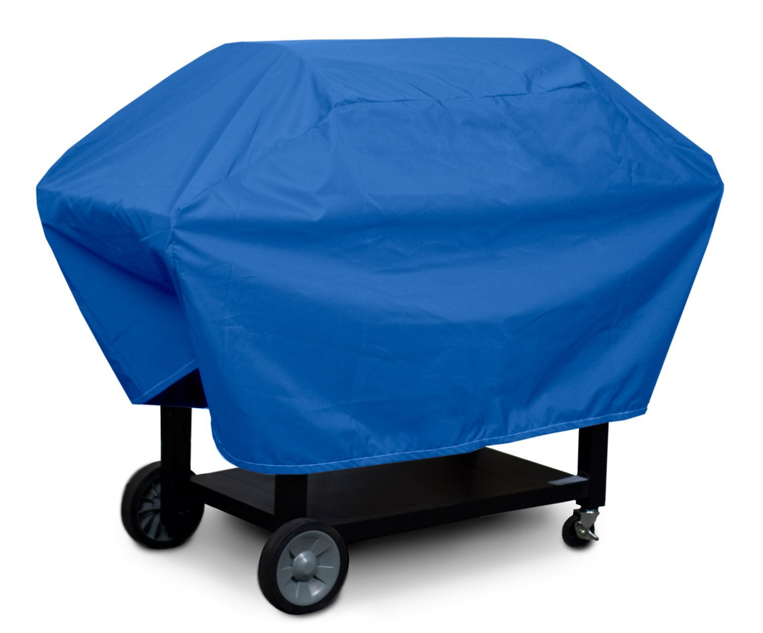 KoverRoos Weathermax 03054 X-Large Barbecue Cover, 29-Inch Diameter by 66-Inch Width by 45-Inch Height, Pacific Blue