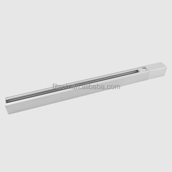 4 wires aluminum channel for led track lighting 05m 1m 2m view 4 wires aluminum channel for led track lighting 05m 1m 2m mozeypictures Image collections