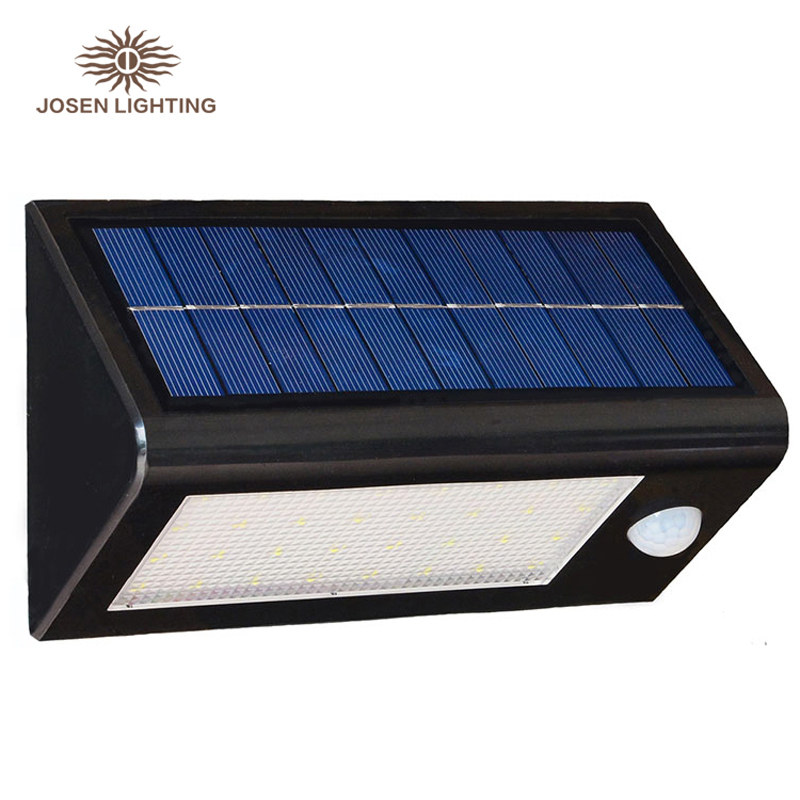 (3.5W)waterproof led solar light outdoor garden lampada solar lamp outdoor lighting solar garden light  street light wall sconce