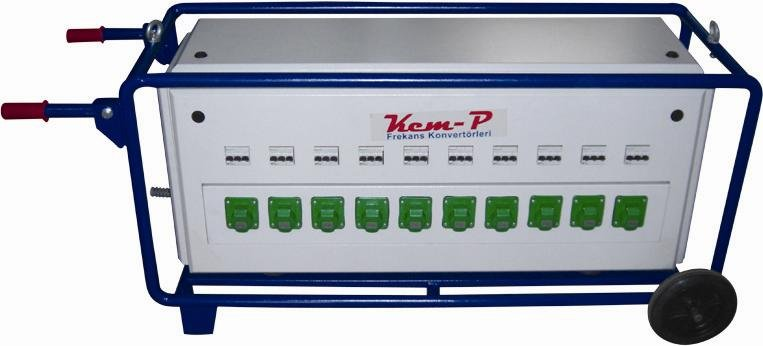 KEM-P FK 160 / 6 Variable Electronic Frequency Converters