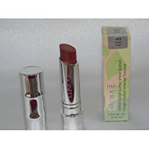 Clinique Colour Surge Butter Shine Lipstick - #453 Fresh Rose - 4g/0.14oz