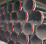 API5L PSL1 GRB, X42,X46,X52 steel pipe/oil/gas line steel pipe(china biggest manufacturer)
