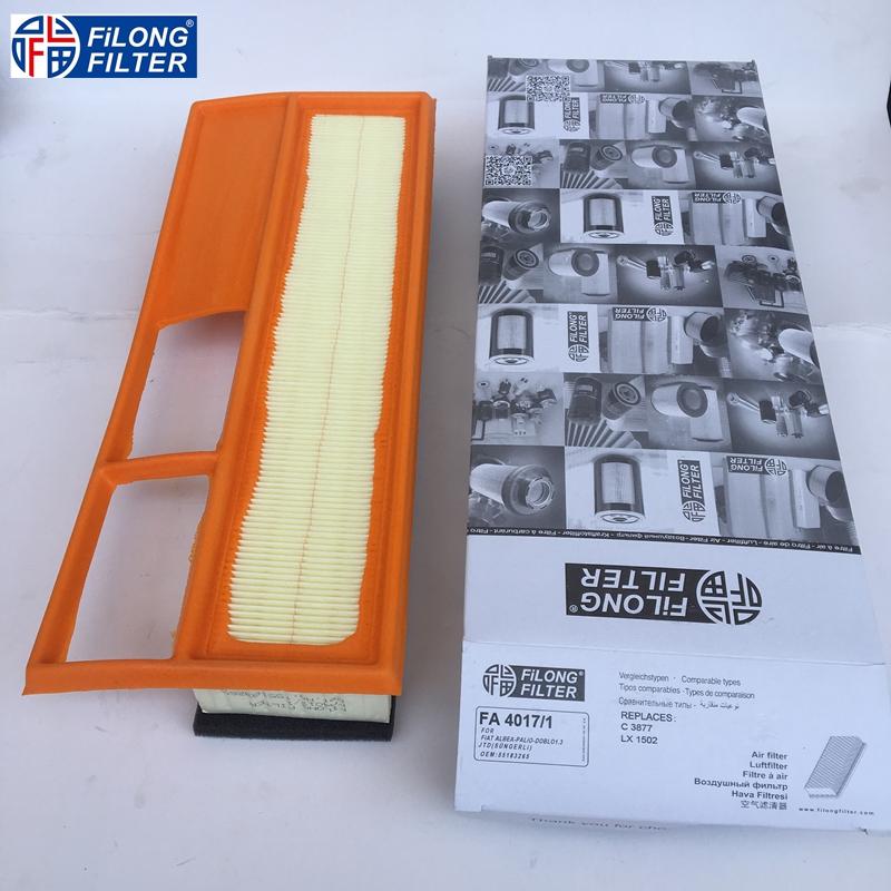 MANN-FILTER Luftfilter C3877//1 für ALFA ROMEO FIAT FORD LANCIA OPEL