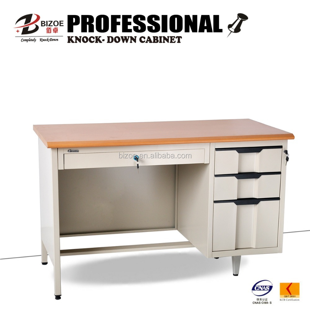 Steel Computer Desk Table, Steel Computer Desk Table Suppliers and ...