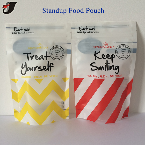 Matte Printing Standup Food Pouch