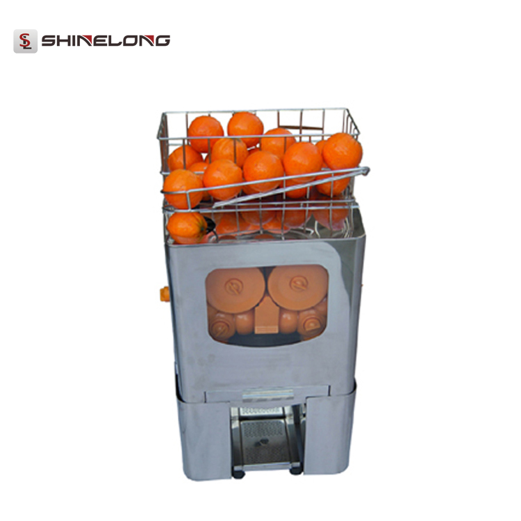 K616 Counter Top Electric Automatic Orange Fruit Juicer