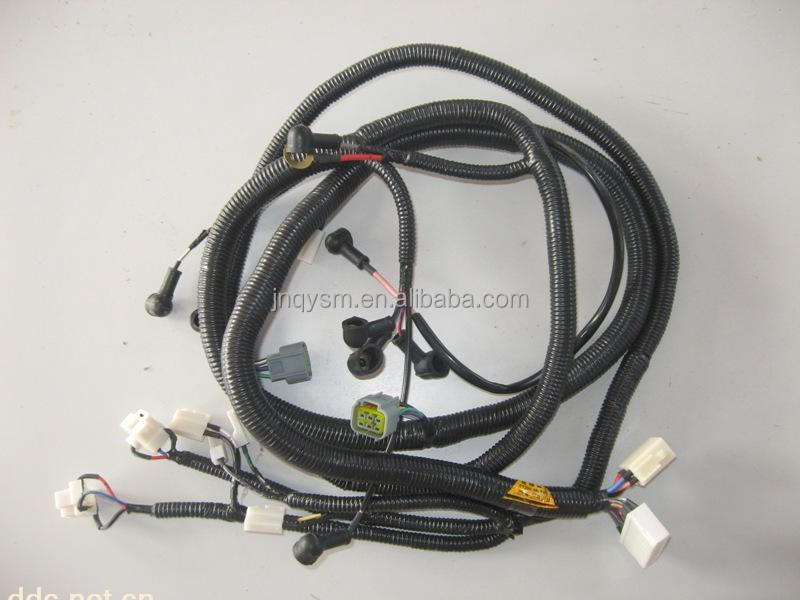 excavator wiring harness pc400 7 wiring harness 208 06. Black Bedroom Furniture Sets. Home Design Ideas