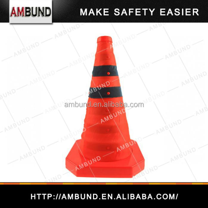 Popular traffic cone hat for traffic safety and sport with best price