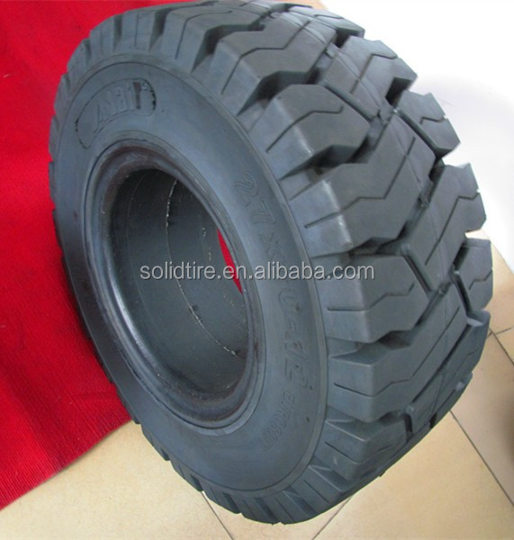 industrial tire 27x10-12