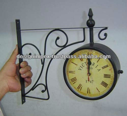 india antique station clock india antique station clock and suppliers on alibabacom