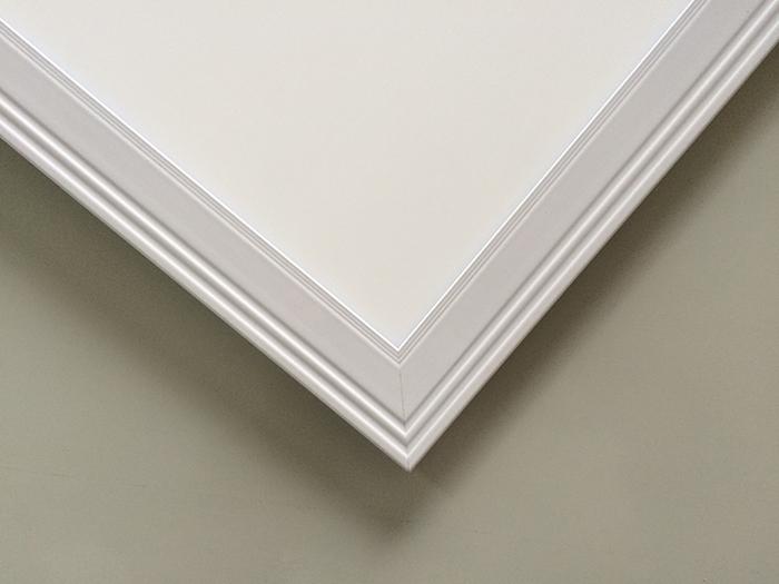 Hot Sale White Frame Led Panel Light 60 60 40w/45w/48w/55w/60w ...