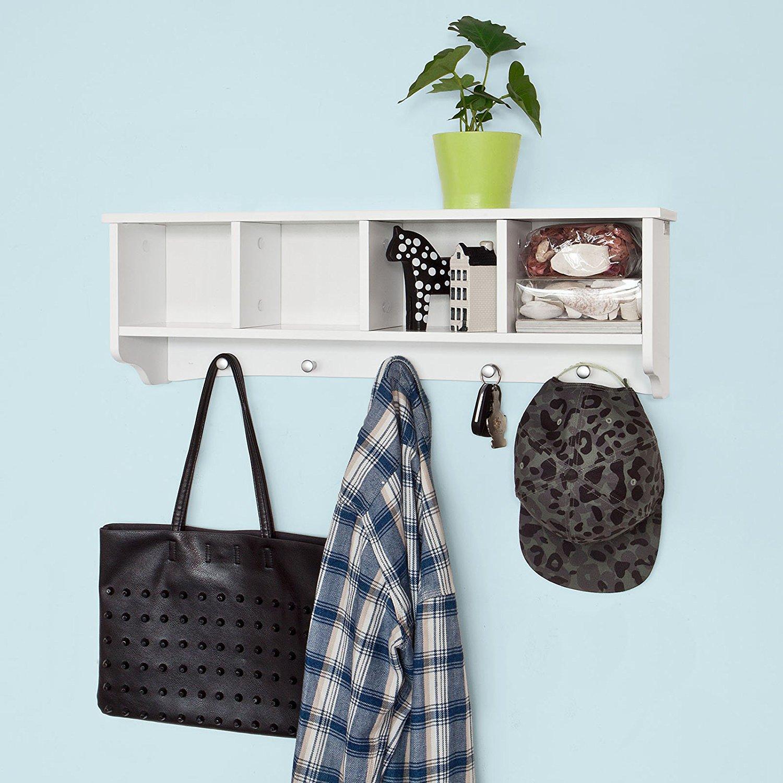 Haotian Wall Shelves,Wall rack,Wall Cabinets ,Wall-Mounted Cabinets ,Storage Racks, (FRG48-L-W)