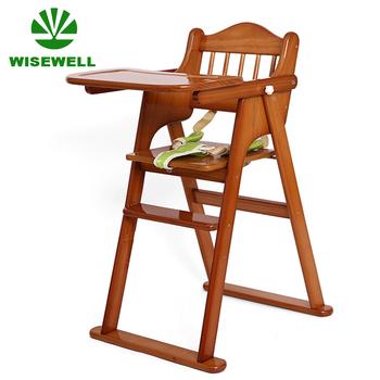 silla para comer plegable