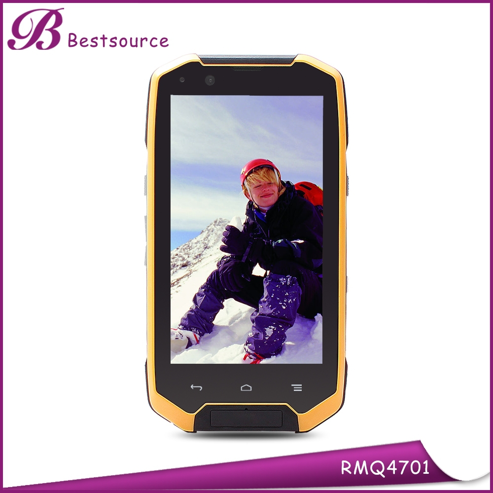 New 4.7inch oem 4g lte 3g wcdma gsm ip68 wifi phone with vpn