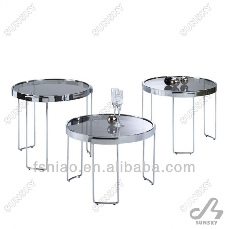 3 Piece Glass Top Coffee Table Sets.3 Piece Glass Top Round Metal Coffee Table Set 24 1 4288 Buy Glass Top Metal Dining Table Set Tv Stand Coffee Table Set Nesting Table Product On