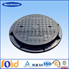 EN124 Ductile Iron Standard Casting Manhole Drainage Cover and Frame