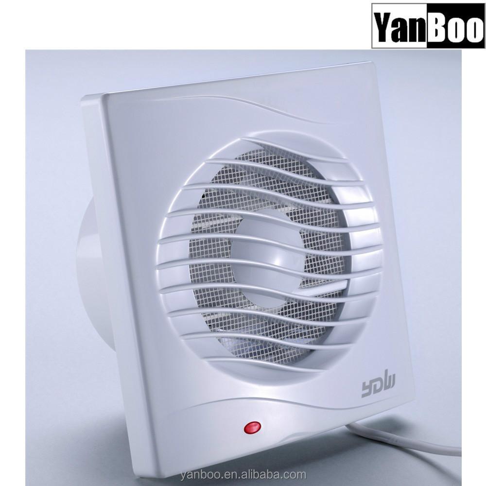 Bathroom Exhaust Fan With Shutter: Kitchen Exhaust Fan With Shutter,Ce Certified Abs Bathroom