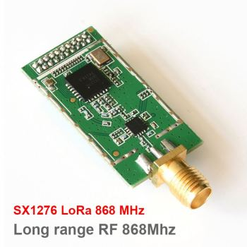 Oolite 868mhz Wireless Transceiver Iot Module Lora Wireless Module Long  Range 20km Rf Modules - Buy 20km Long Range Rf Modules 868 Mhz Sx1276