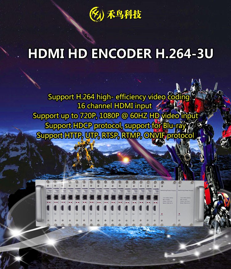 HDMI h264 encoder for iptv support http rtsp rtmp and udp protocol hd capture card