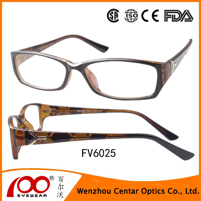 Wholesale New Fashion Design Optical Frame Types Of Spectacles ...