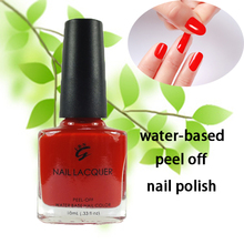 New Water Based Peel Off Liquid Nail Art Tape Magic Nail Polish