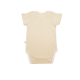 OEM Good Quality 100% Organic Wholesales Clothing Cotton Short Sleeve Spring Romper For baby girls clothing