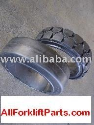 Forklift Press On Rubber Drivetire 22x9x16  (toyota,Nissan,Hyster,Yale,Komatsu) - Buy Forklift Tires Product on  Alibaba com