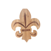 FQ brand wholesale hot sell shape wood art craft