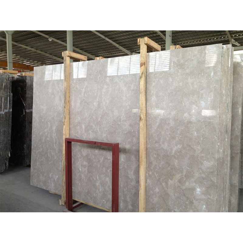 Dora Clouds Grey Marble slabs tiles for kitchen counter and dinning table top