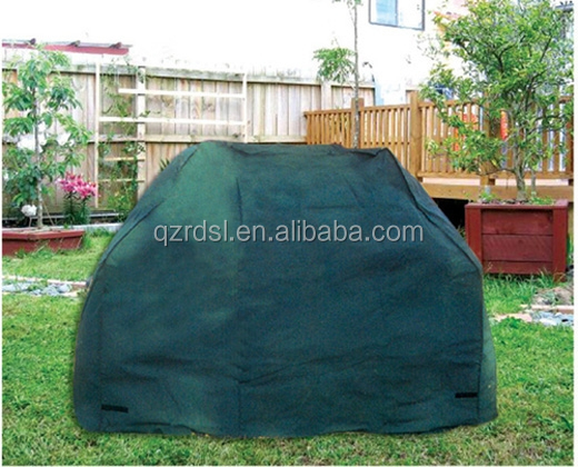 top quality black waterproof 600D polyester heavy duty bbq covers grill covers made in China