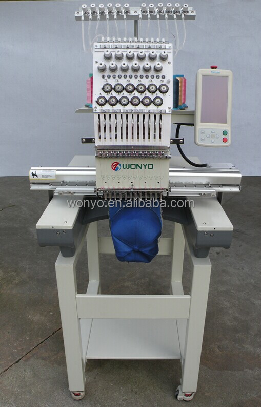 Good Embroidery Machine for Sale Included All Embroidery Machine Accessories
