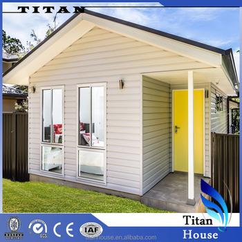 Titan Prefabricated 1 Bedroom Mobile Homes - Buy 1 Bedroom Mobile ...