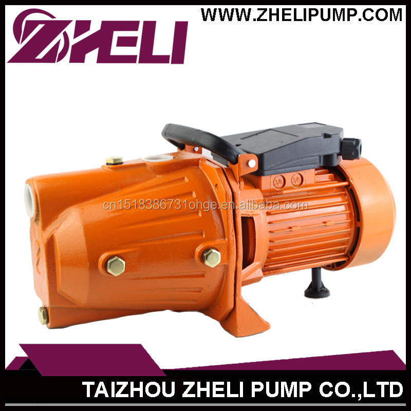 JET Type high pressure water jet cleaning pump