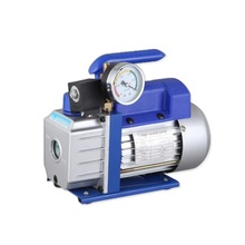 HBS vacuum pump 1 stage 1L RS-1 single stage mini air vacuum pump with pressure gauge HAVC 5pa 110V/220V air pump aquarium