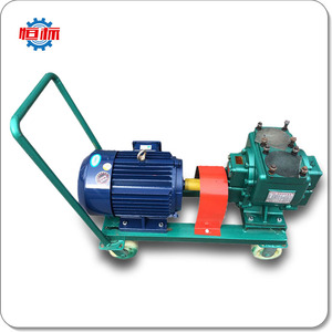 Portable YHCB Anti- Corrosion gas station fuel Pump for dispensers