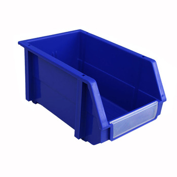 stacking small plastic storage trays containers boxes