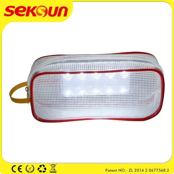 BSCI Seksun 1000MAH 0.6W High quality cheap plastic portable decorative led rechargeable solar lantern
