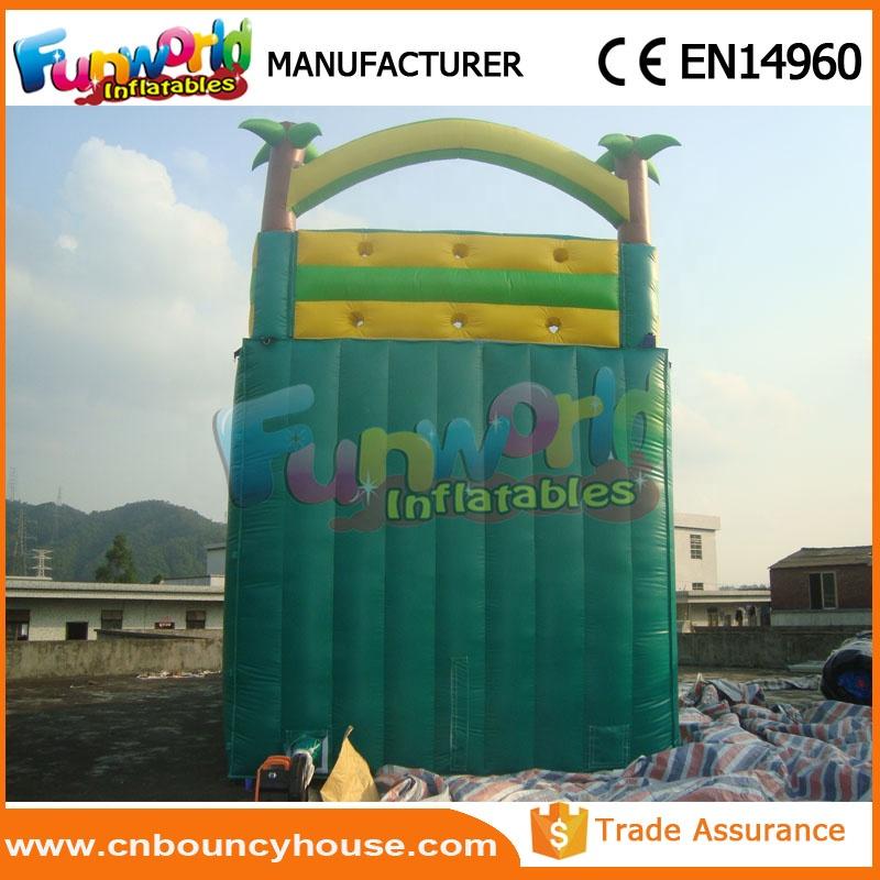 Newest inflatables waterslide dual lane water slide inflatable slides
