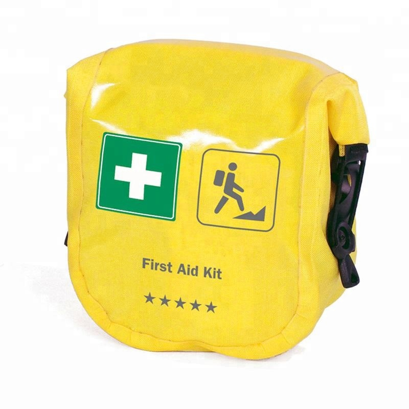 2L viaggi di rotolamento top impermeabile militare first aid kit in mini dimensioni