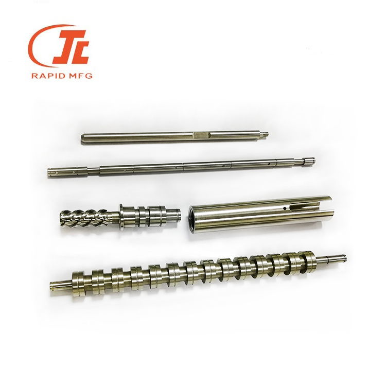 High precision CNC machining alloy steel shaft <strong>manufacturing</strong>