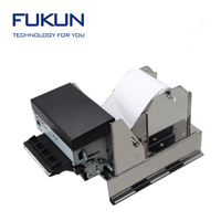 3 inch Thermal Kiosk Printer for parking ticket with auto cutter & TTL+USB/RS232+USB