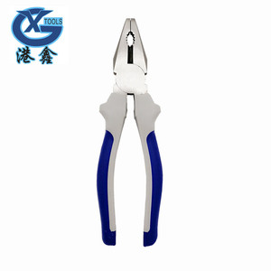 Manufacturer Wholesale Germany Type Polishing 175mm Combination Pliers